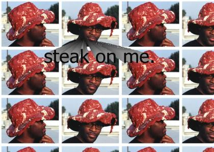 Steak on Me