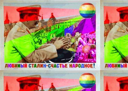 HORSWARZ: Stalin's beats bring peace to Earth