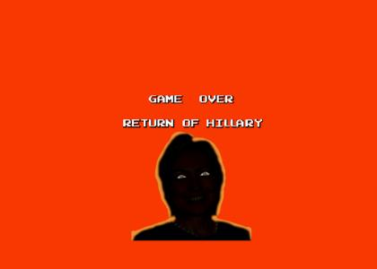 Game Over: Return of Hillary