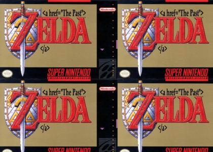 Zelda3: A Link to the past