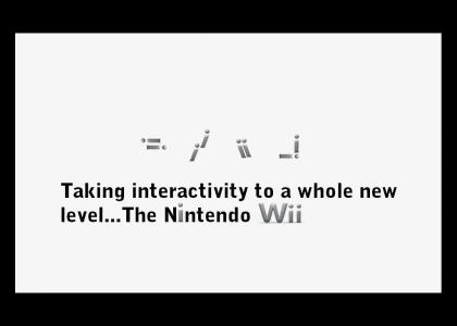 Nintendo unveils it's new Wii ad campaign!
