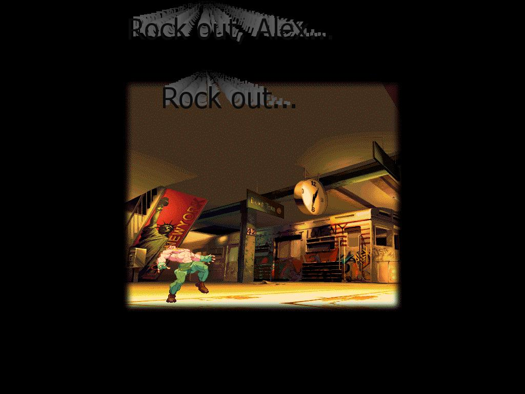 alexrocksout