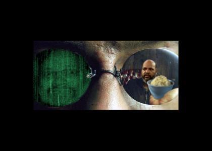 Uncle Phil enters the Matrix