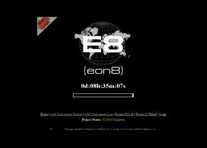 Eon8 : Universes collide!!
