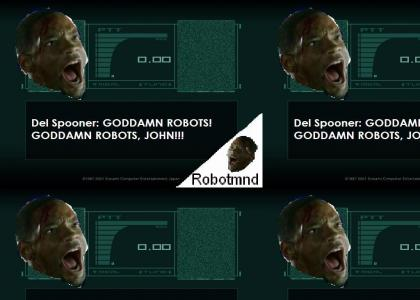 Goddamn Robotmnd: GODDAMN ROBOT GEAR SOLID