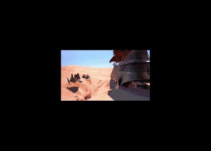Luke Skywalker Catches a...