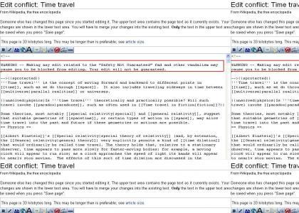 Wikipedia: Safety not Guaranteed