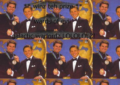 Tom Cruise - Champion Spaz