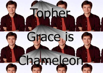 Okay Okay FINE, Topher IS Chameleon in Spiderman 3