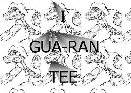 I GUA-RAN-TEE