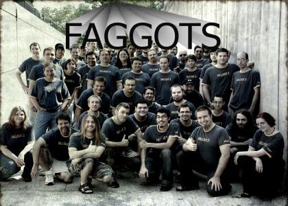 Meet the Fallout 3 team!