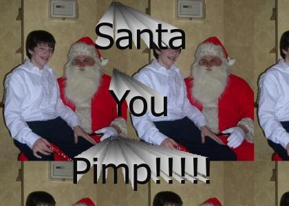 Santa Boy!!!!
