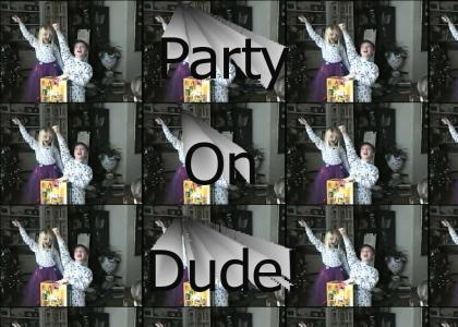 There's Gonna be a Party Tonight! (N64 Kid)
