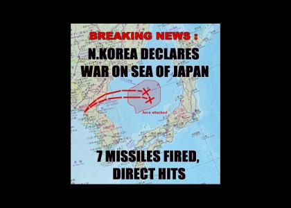 N.Korea declares war