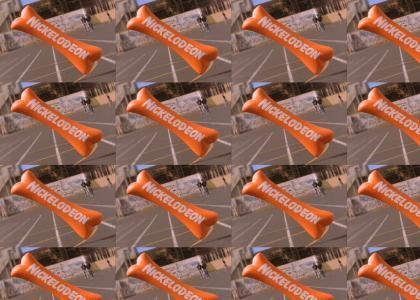 90s Nickelodeon Spinning Bone Bump