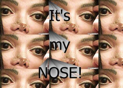 It's My Nose.