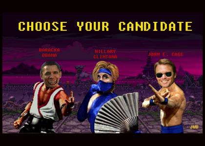 Democratic Kombat
