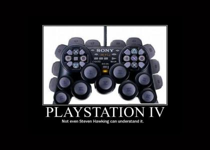 NEW PS4 CONTROLLER!!!