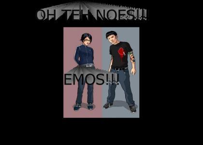Oh noes! Emos!