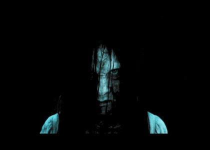 Samara stares into your soul