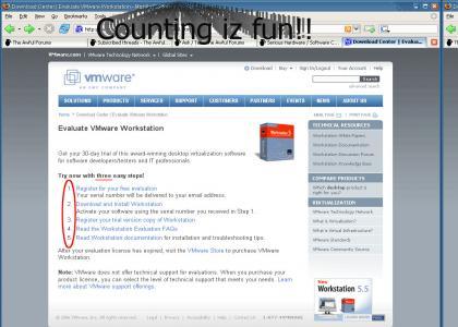 VMware Mistake