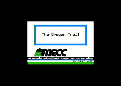The Oregon Trail (sound fix)