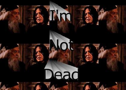 Dumbledore Not dead!
