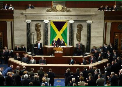 Sanka Addresses Jamaican Congress