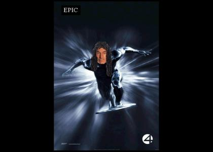 Fantastic Four Rise of the EPIC Surfer