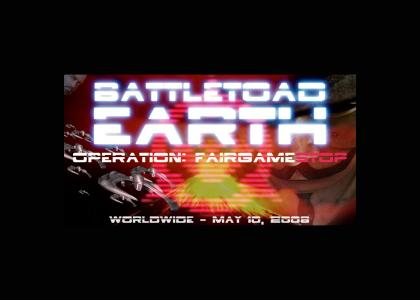 May 10, Operation: Battletoad Earth, FairGameStop. (Anon vrs CO$)