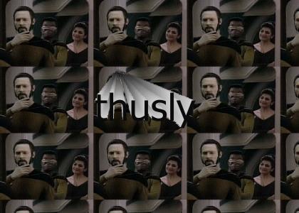 Data's Beard