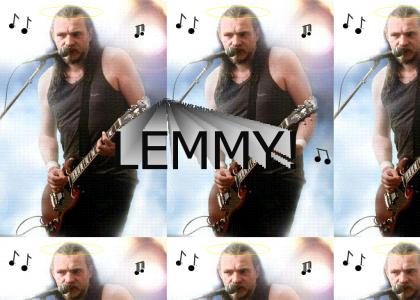 LEMMY RULES