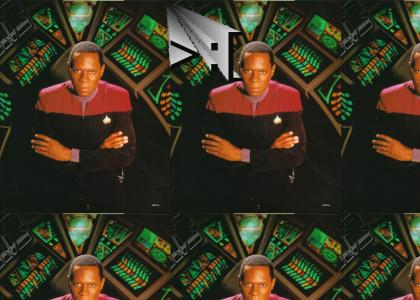 Captain Sisko Disapproves of You