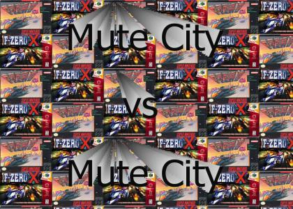 F-Zero Mute City vs F-Zero X Mute City