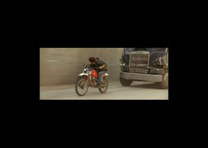 Terminator Stunt Double
