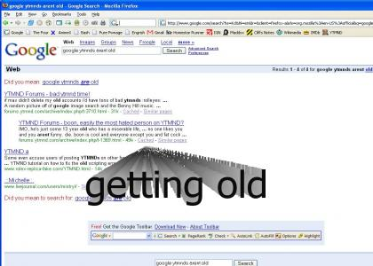 Google YTMNDs are old