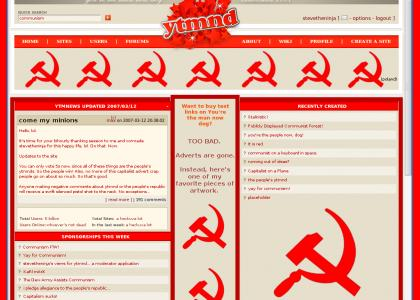 stevetheninja's views for ytmnd... a mod application (now with more secret communist r!)