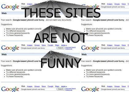 The truth about Google YTMNDs.
