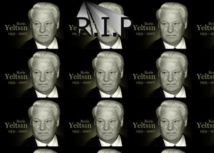 Yeltsin the Russian Hero