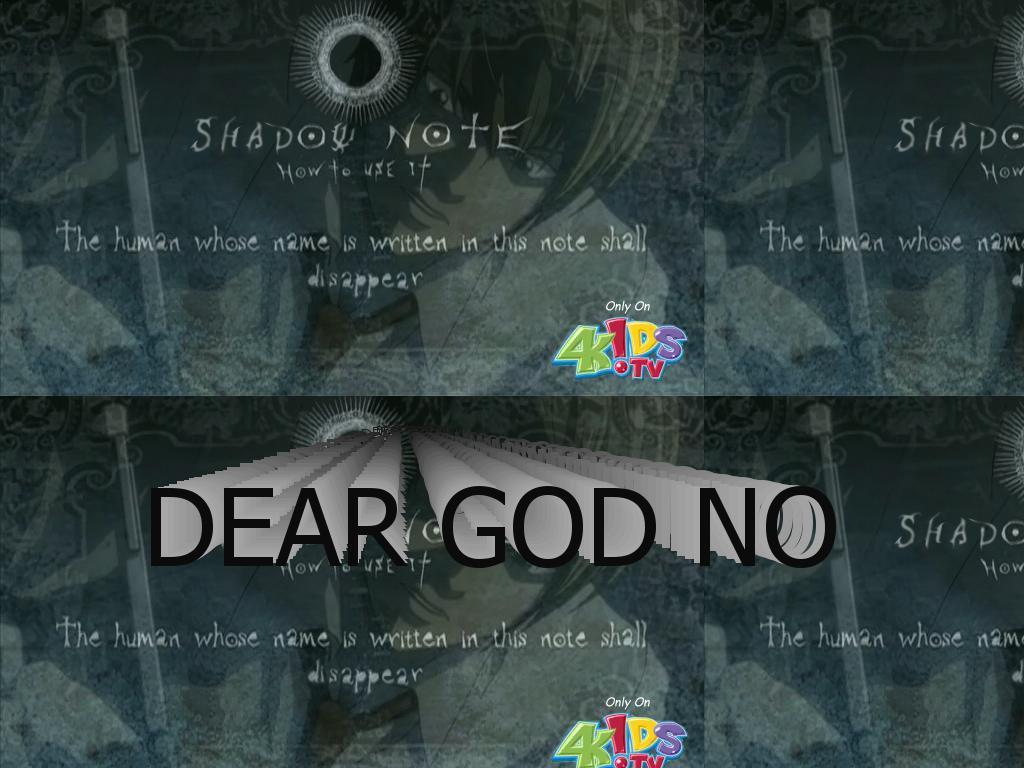 shadownote