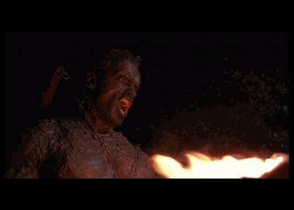 Arnold Kills Vadar
