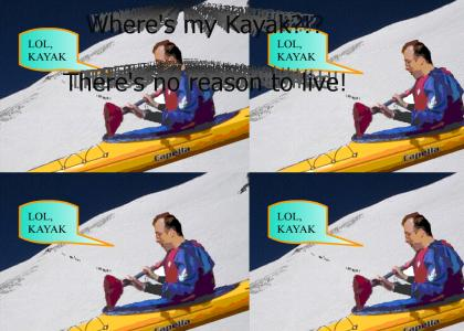 lol, Kayak