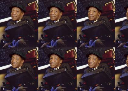 Stephen Hawking does his best Bill Cosby impression