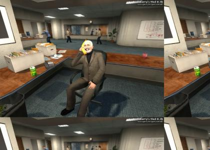 Half-Life 2 Banana Phone