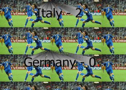 Forza Italia!! :)