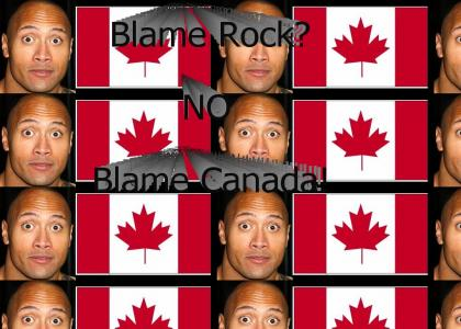 The Rock Hates Canada Part 2