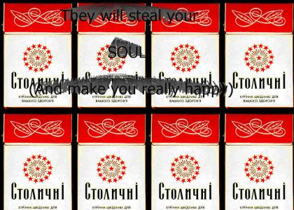 Russian Cigarettes