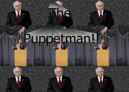 President Dick Cheney is: