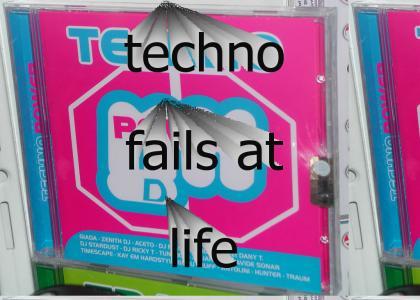 techno faisl at life