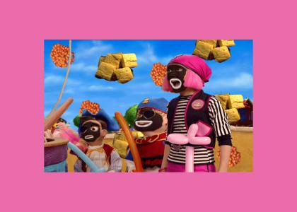 CONTESTMND: LazyTown Photoshop WINNER